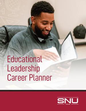 Educational Leadership Career Planner