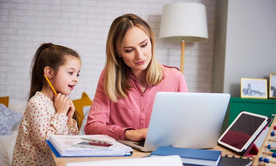 Struggling to Study with Kids at Home? Learn Alongside Each Other with These Online Resources