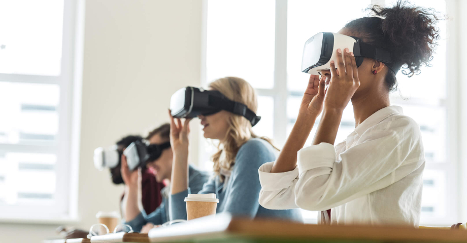 Does Virtual Reality Hold the Key to Online Degree Programs?