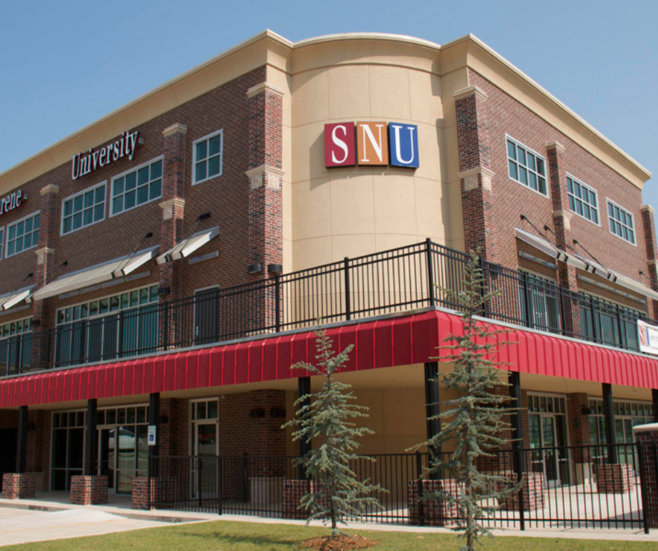 Building located at SNU in Tulsa