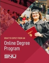 Cover - What to Expect from an Online Degree Program - Resources page-1